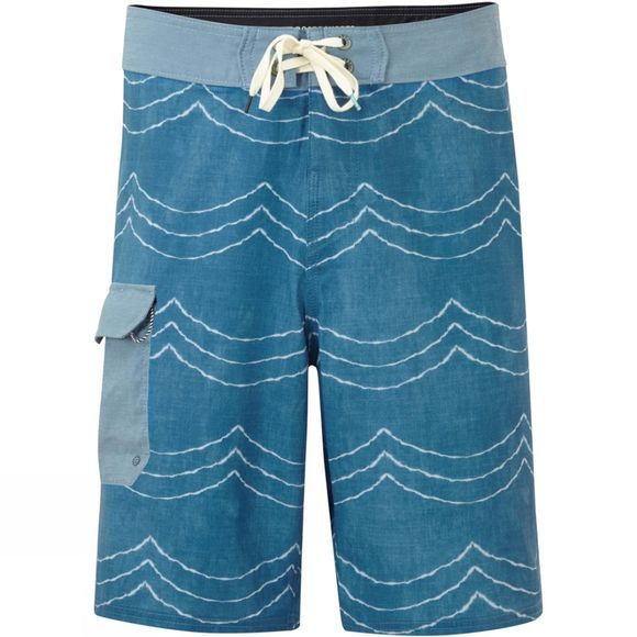 Reef Mens Futures Boardshorts Blue