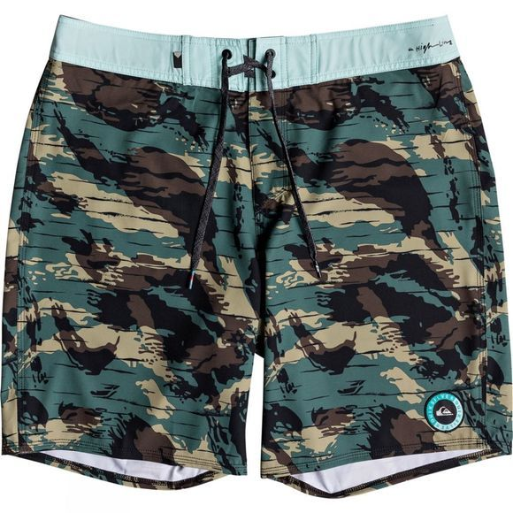 "Quiksilver Men's Highline Variable 18"" Board Shorts Mallard Green"