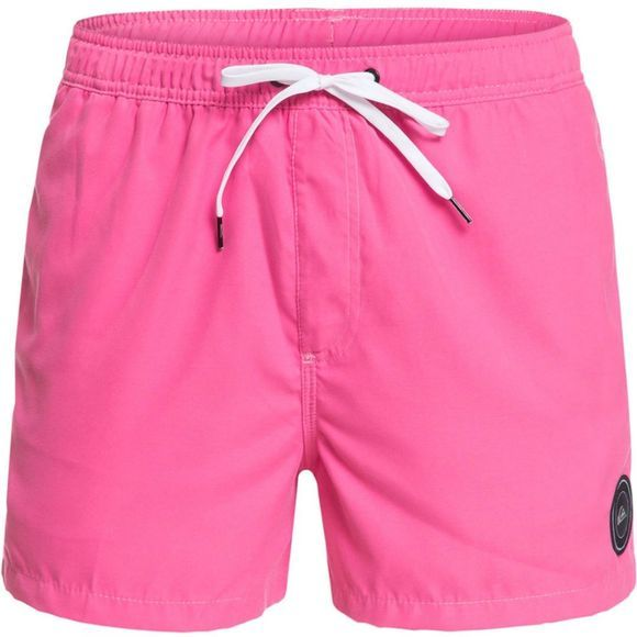 Quiksilver Mens Everyday 15' Swim Shorts Carmine Rose
