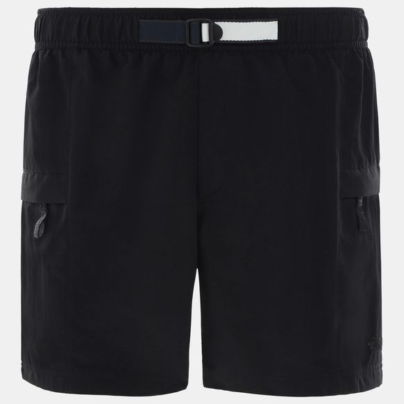 The North Face Class V Belted Trunks Tnf Black