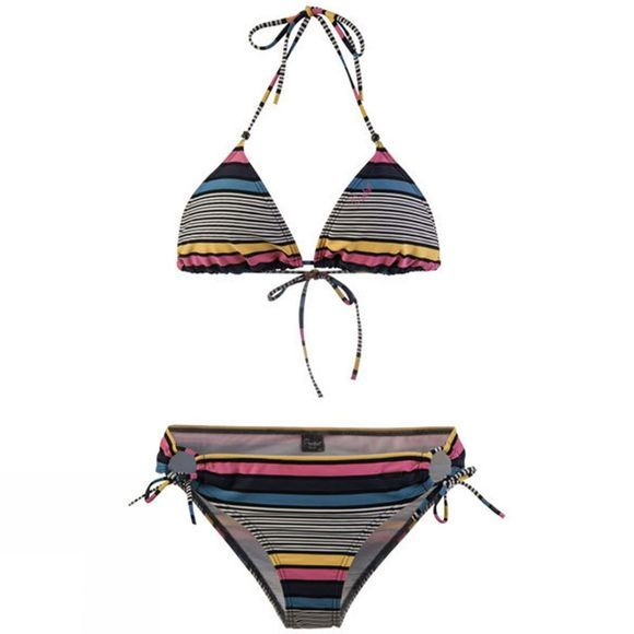 Womens Bonbini Triangle Bikini Set