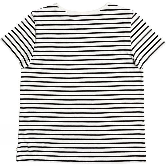 Roxy Womens Bahamas Cottage Stripe Tee KVJ3