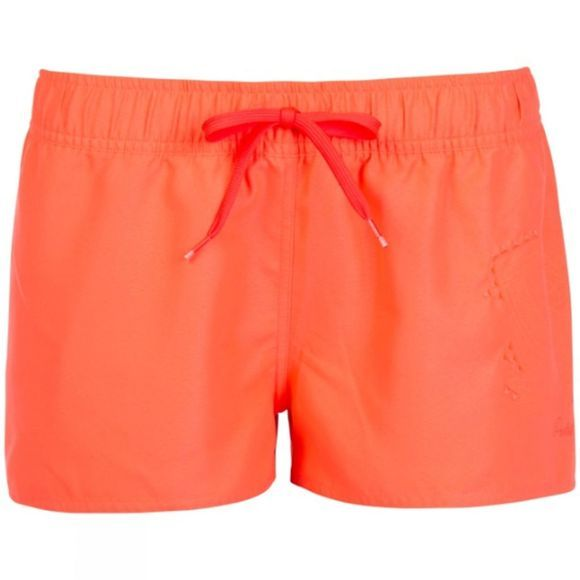 Protest Womens Evidence Beach Shorts PINK FLIRT