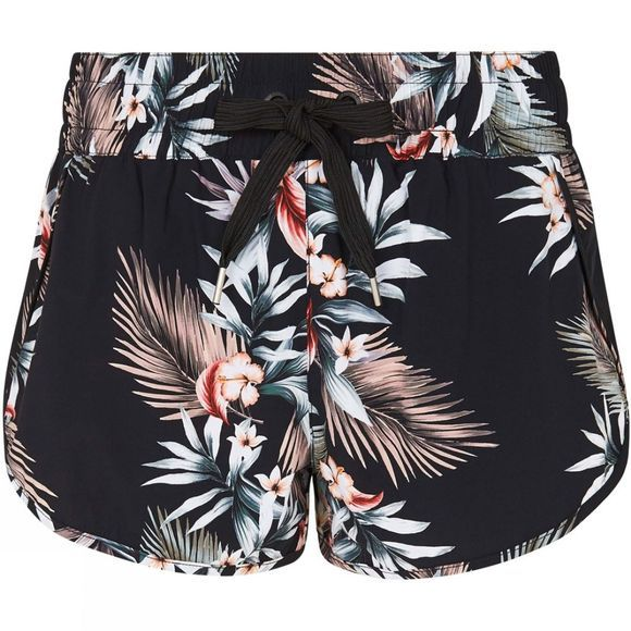 Seafolly Womens Ocean Alley Active Boardshort Black
