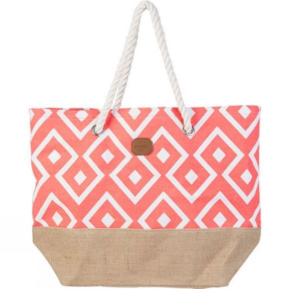 Protest Chalk Beach Bag  PINK FLIRT