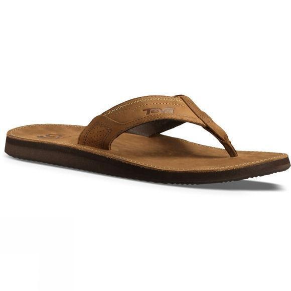 Teva Mens Benson Sandal Brown