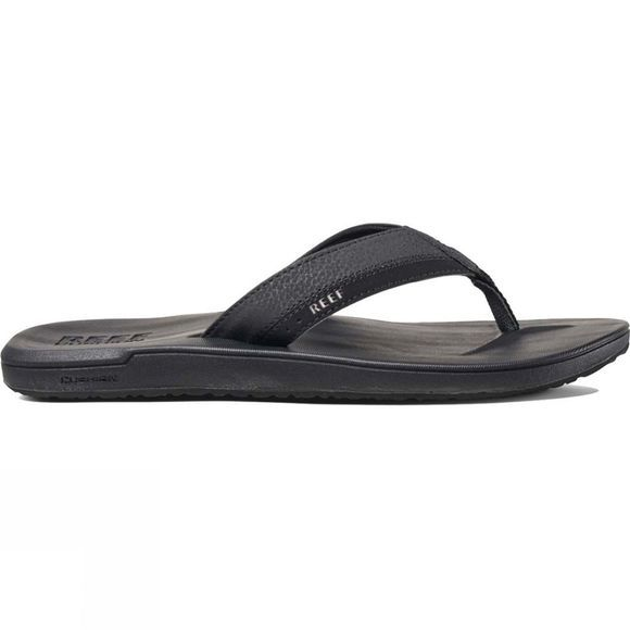 Reef Mens Contoured Cushion Sandal Black
