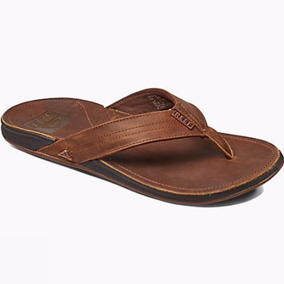 Reef Men's J-Bay III Flip Flops Bronze