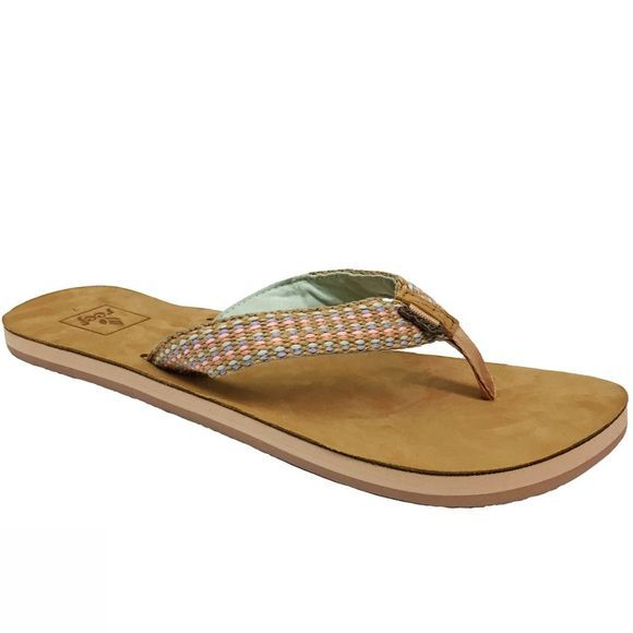 Reef Womens Gypsylove Lux Sandal Mint