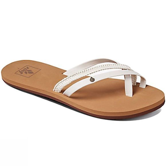 Reef Womens O'Contrare LX Sandal White