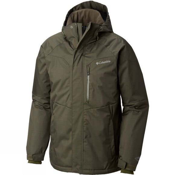 Columbia Men's Alpine Action Jacket Peatmoss