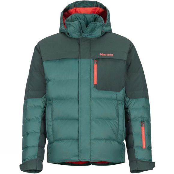 Marmot Mens Shadow Jacket Mallard Green/Dark Spruce