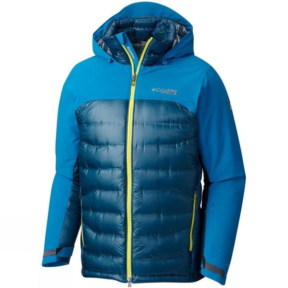Mens Heatzone 1000 TurboDown Hooded Jacket