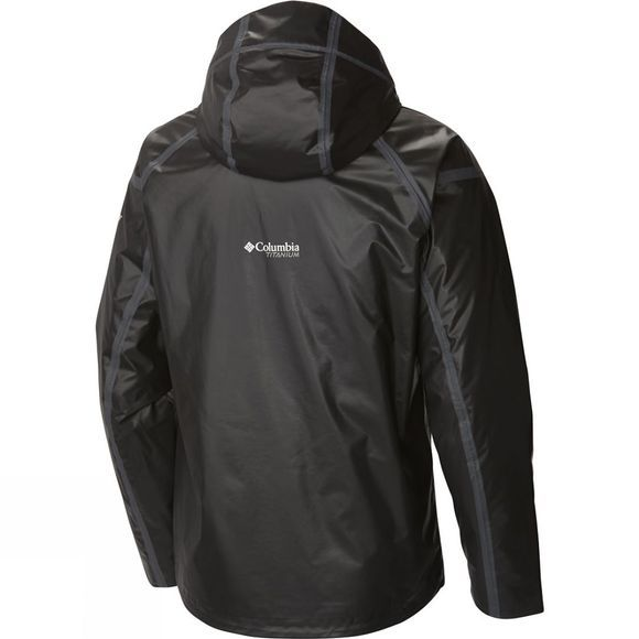 Columbia Mens OutDry Ex Gold Insulated Jacket Black
