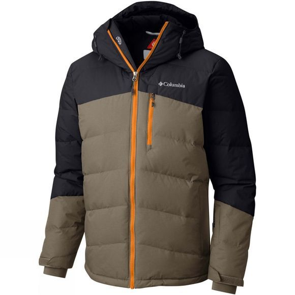 Mens Powder Down Jacket