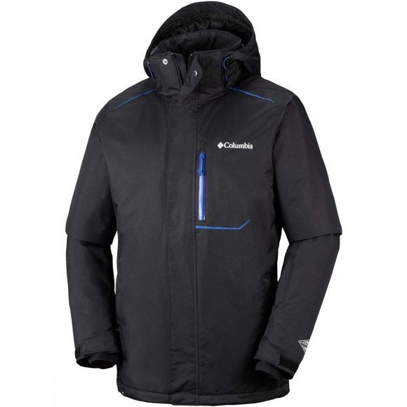 Columbia Mens Ride On Jacket Black
