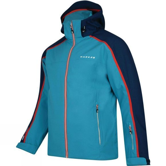 Dare 2 b Mens Immensity II Jacket Niagra Blue/Admiral Blue