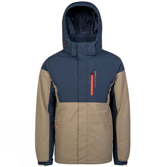 Protest Mens Rascal Jacket Moss