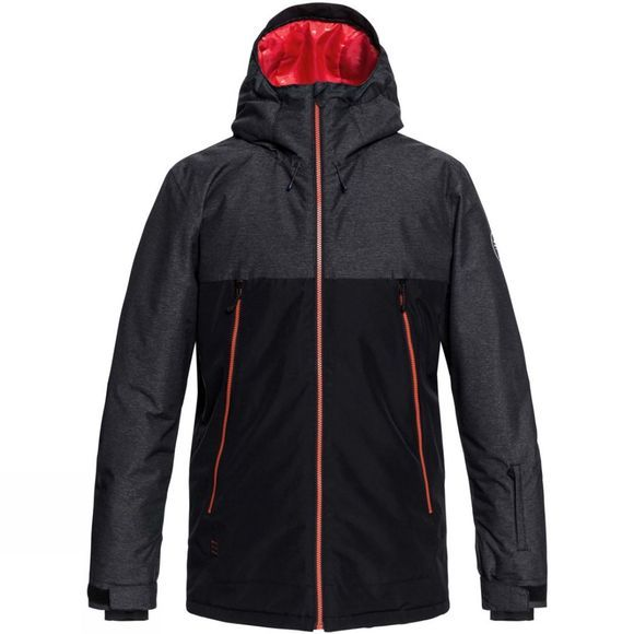 Quiksilver Mens Sierra Jacket Black