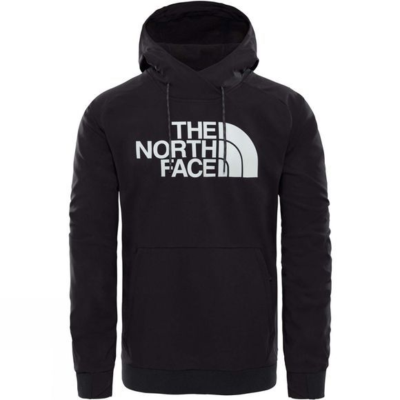 The North Face Mens Tekno Logo Hoodie TNF Black