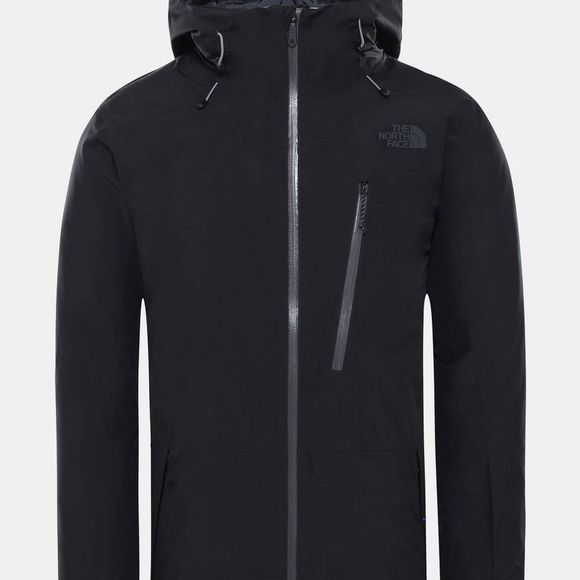 The North Face Men's Descendit Jacket TNF Black