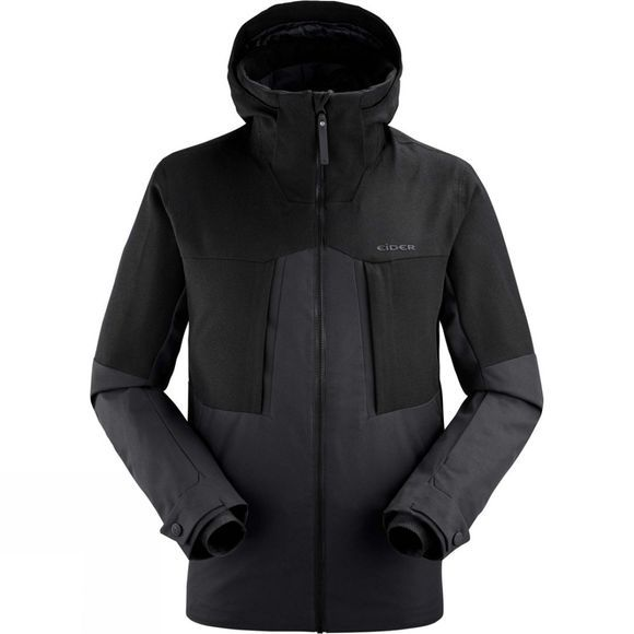 Eider Mens Murray Jacket Black