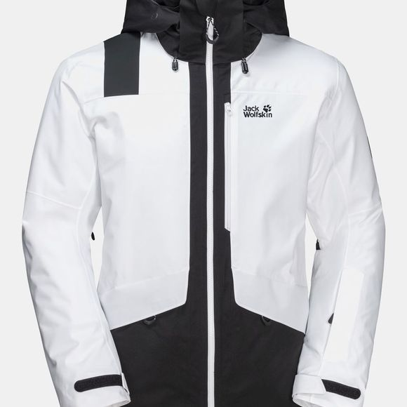Jack Wolfskin Big White Jacket Black