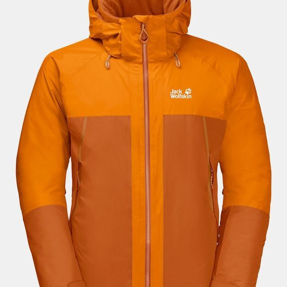 Jack Wolfskin Powder Mountain Jacket Desert Orange
