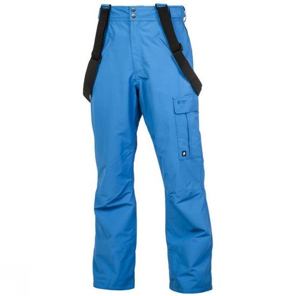 Protest Mens Denysy Snowpants Mid Blue