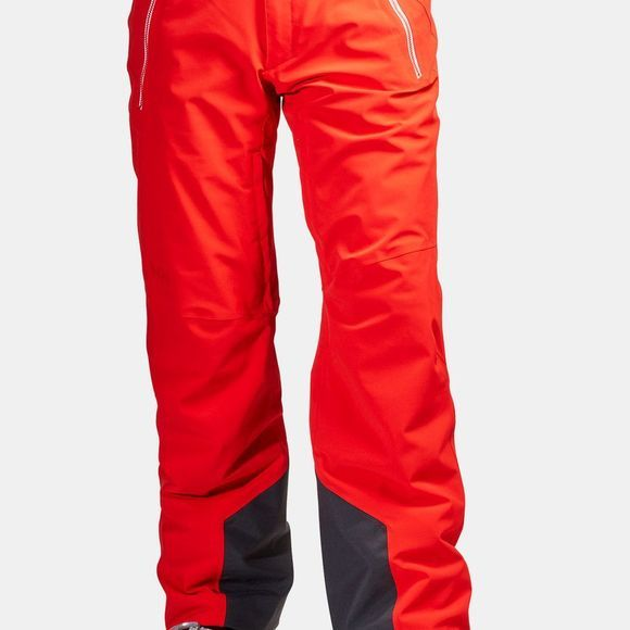 Helly Hansen Mens Force Pants Alert Red