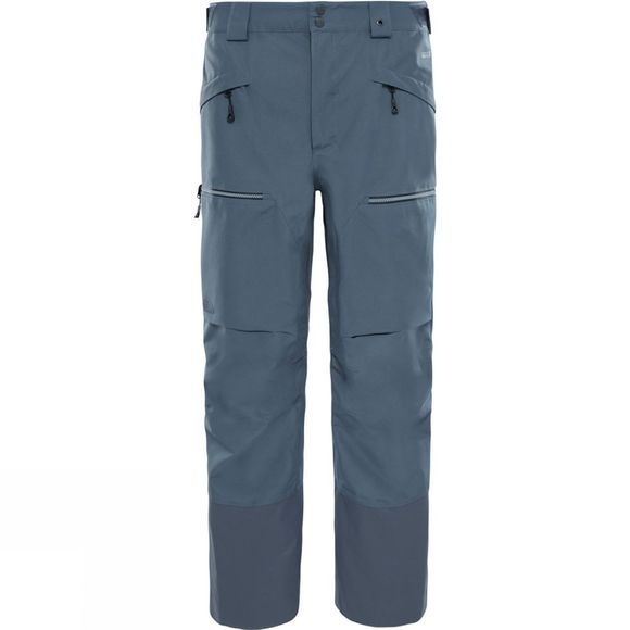 The North Face MENS POWDER GUIDE GORE-TEX 2L PANT Turbulence Grey