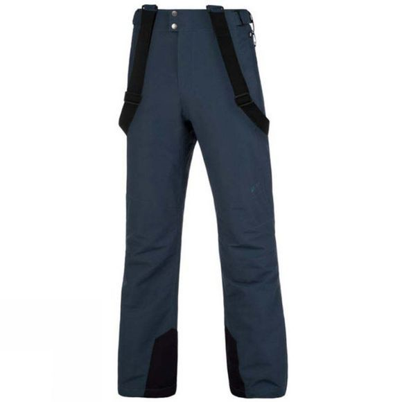 Protest Mens Oweny Snowpants Navy Blue