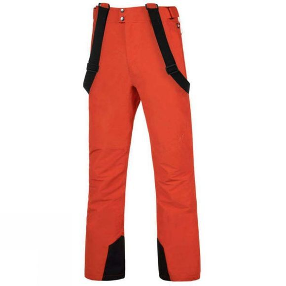 Protest Mens Oweny Snowpants Orange