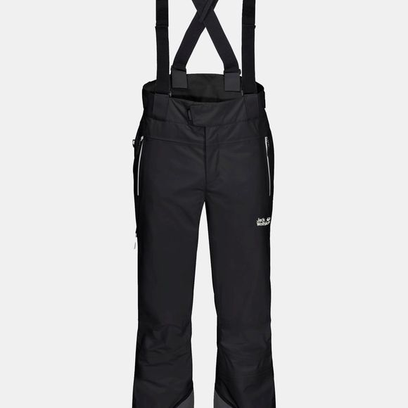 Jack Wolfskin Exolight Mountain Pants Black