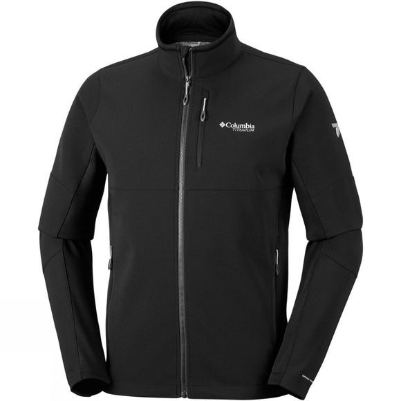 Columbia Mens Titan Ridge III Hybrid Jacket Black