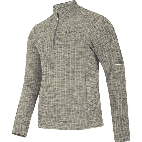 Dare 2 b Mens Totality Core Stretch Sweater Oatmeal