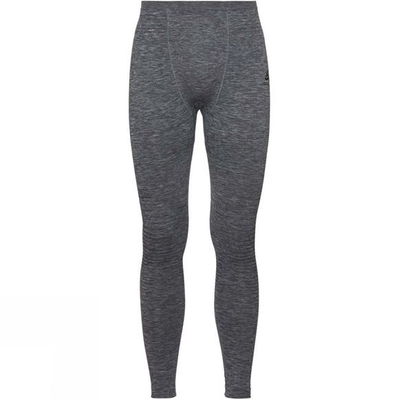 Odlo Mens Performance Light Long Pant Grey Melange