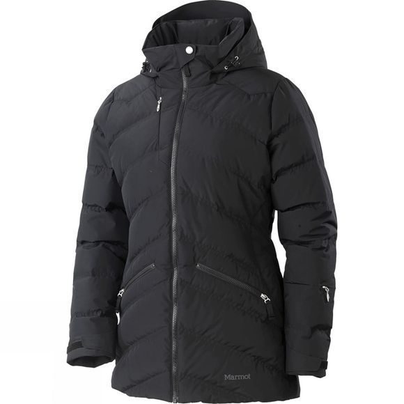 Marmot Womens Val D'Sere Jacket Black