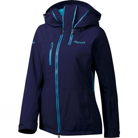 Marmot Womens Dropway Jacket Arctic Navy