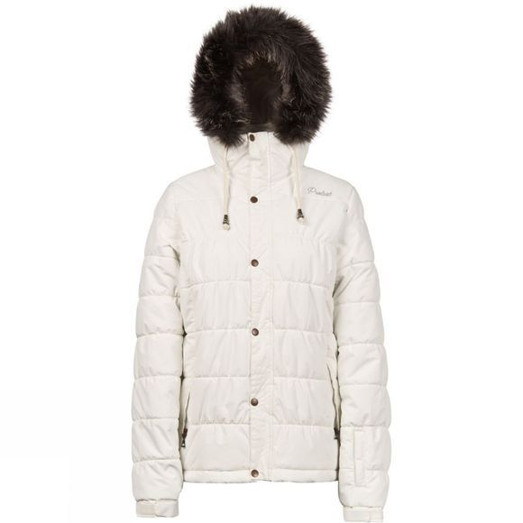 Protest Womens Semmy Snowjacket Seashell