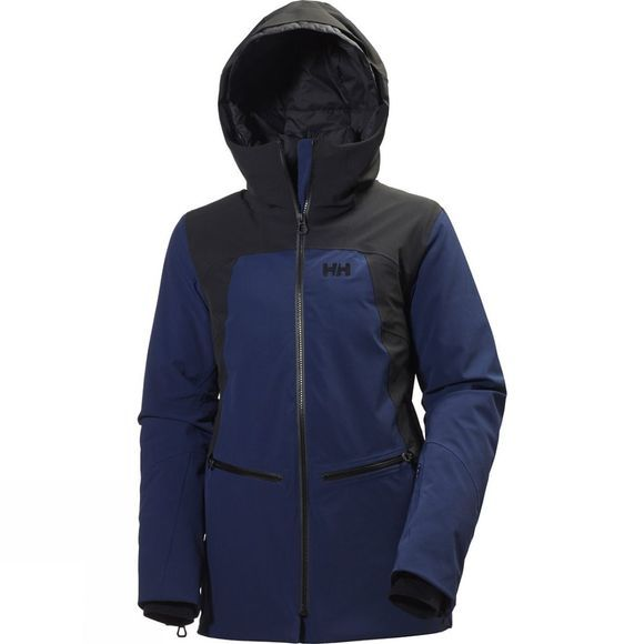 Helly Hansen Womens Silverstar Jacket Evening Blue