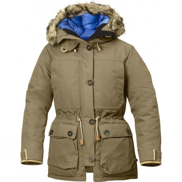 Womens Expedition Down Parka No. 1