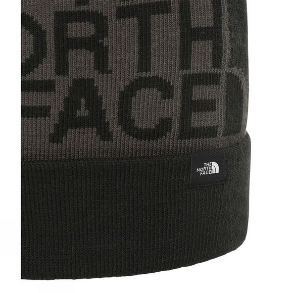 The North Face Ski Tuke V Beanie TNF Black/Asphalt Grey