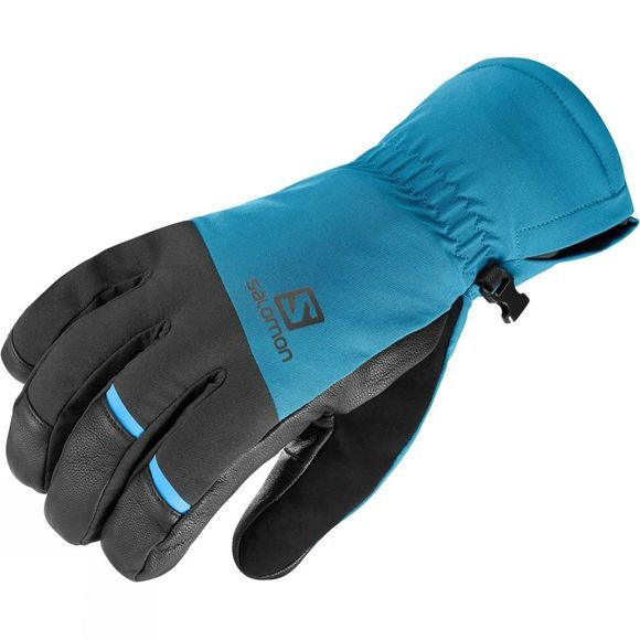 Salomon Propeller Glove Moroccan Blue/ Black
