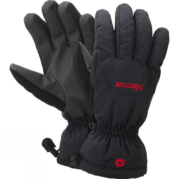 Marmot On Piste Glove Black
