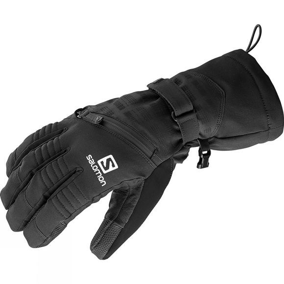 Salomon Mens Tactile Glove Black