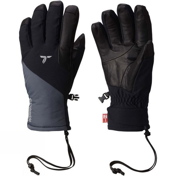 Columbia Mens Powder Keg Glove Black