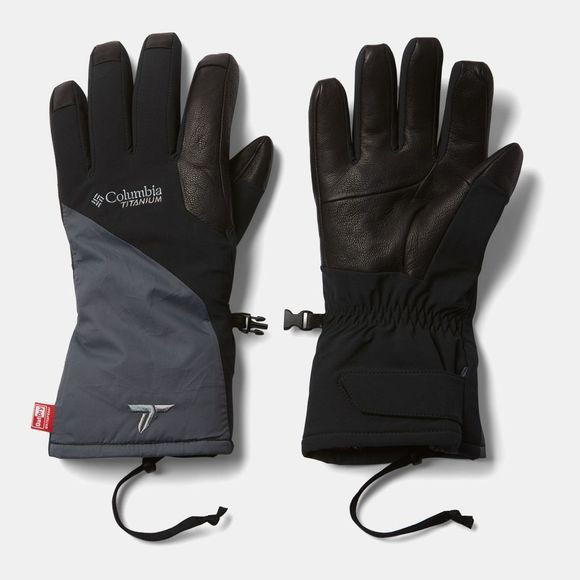 Columbia Mens Powder Keg II Glove Black