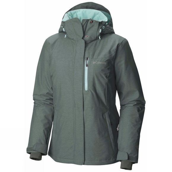 Columbia Womens Alpine Action Jacket Pond / Spray