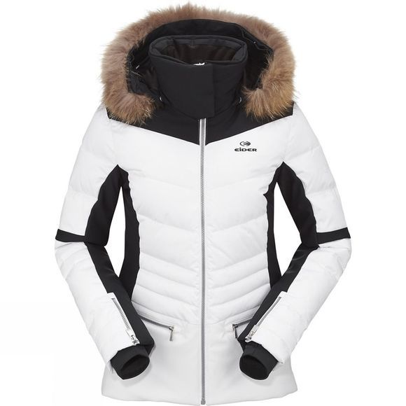 Eider Women's Nakiska Jacket White/Black